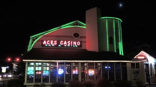 Aces casino poker spokane i dream of jeannie slot machine for sale
