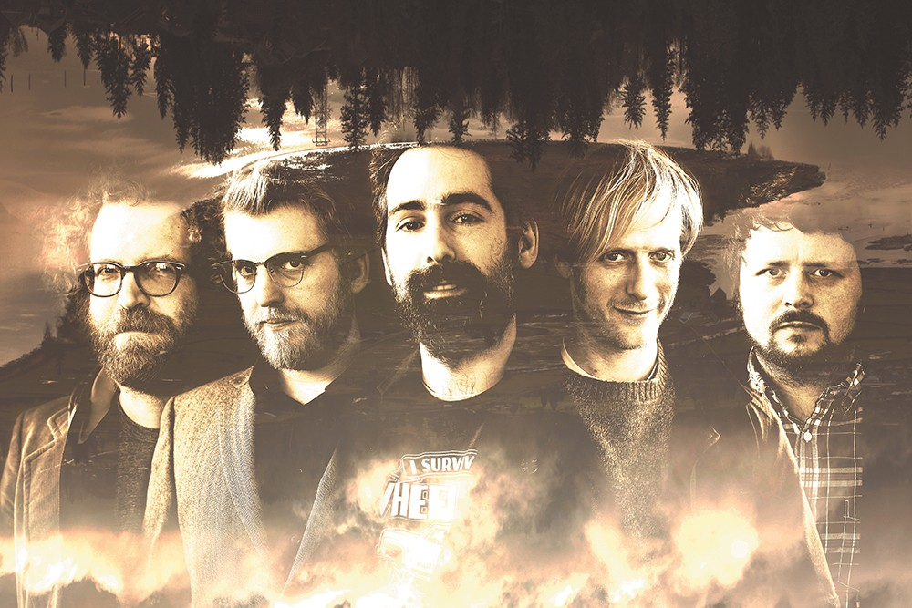 After relocating to nYne for their November show, Blitzen Trapper finally plays the Bartlett this weekend.