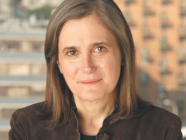Amy Goodman, host and producer of Democracy Now!