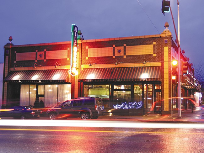 An old-time feel and classic cuisine have made Milford\'s a Spokane favorite. - YOUNG KWAK