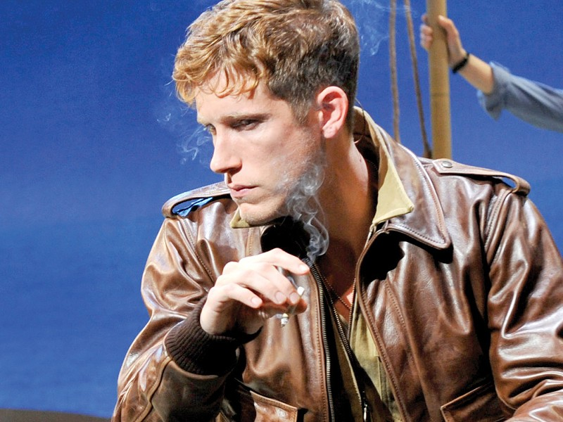 Anderson Davis as Lt. Joe Cable