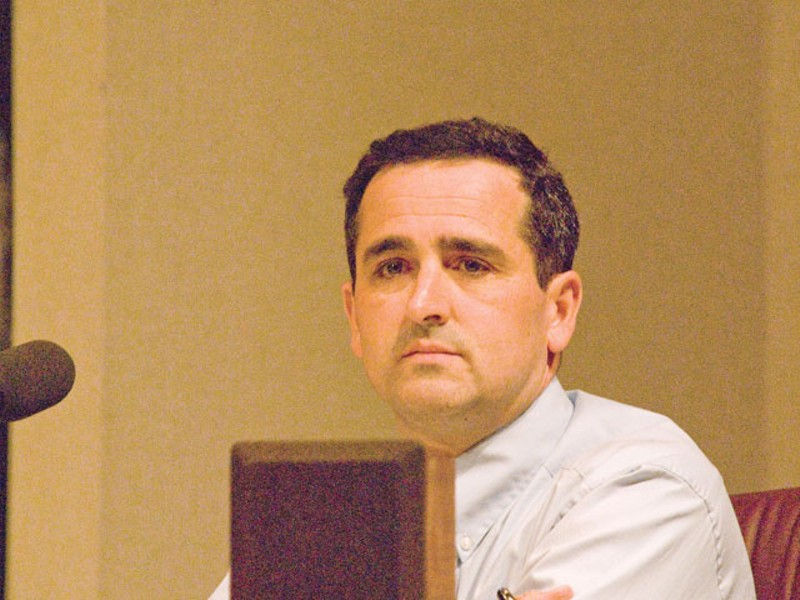Assistant City Attorney Mike Piccolo - TAMMY MARSHALL