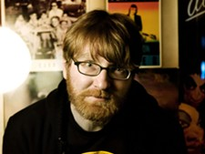 Author Chuck Klosterman