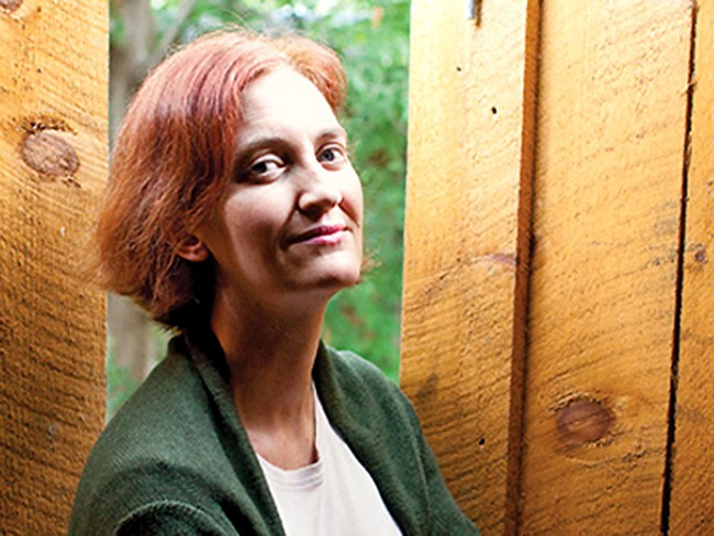 Author Emma Donoghue