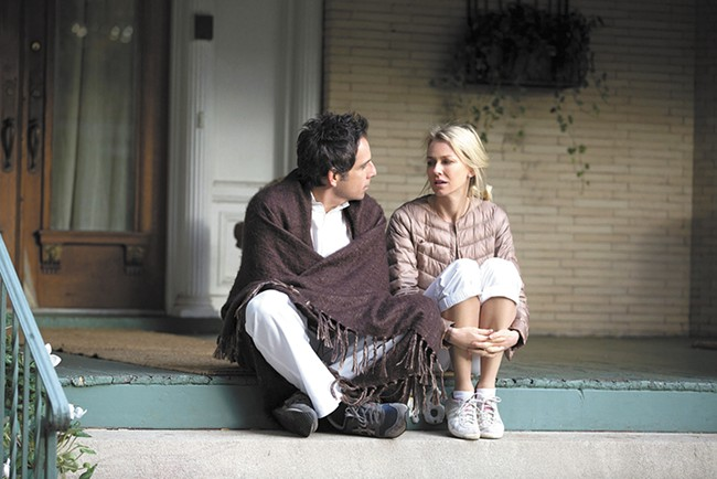 Ben Stiller and Naomi Watts star as a couple trying not to get old in While We're Young.