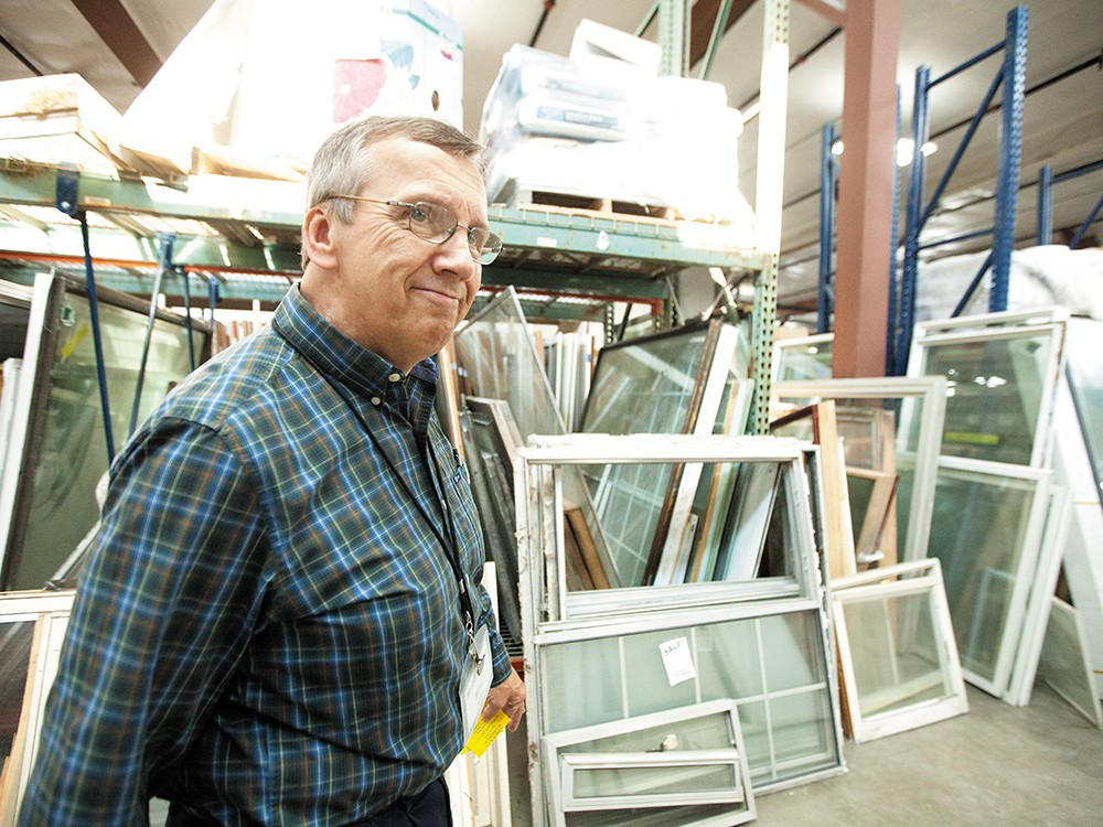 Bill Easley, 59, has been looking for full-time work since he was laid off in 2011. - YOUNG KWAK