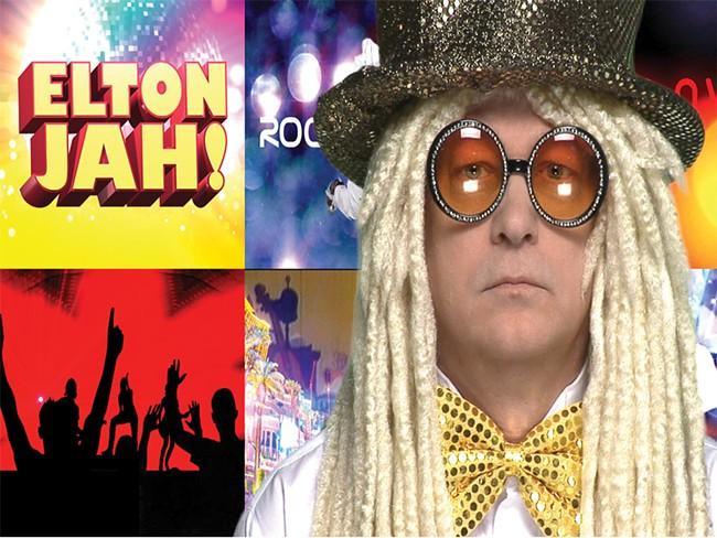 Call him Ja... Elton Ja.