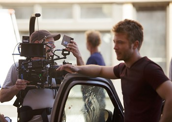 "PHOTOS: Filming ""Z Nation"""