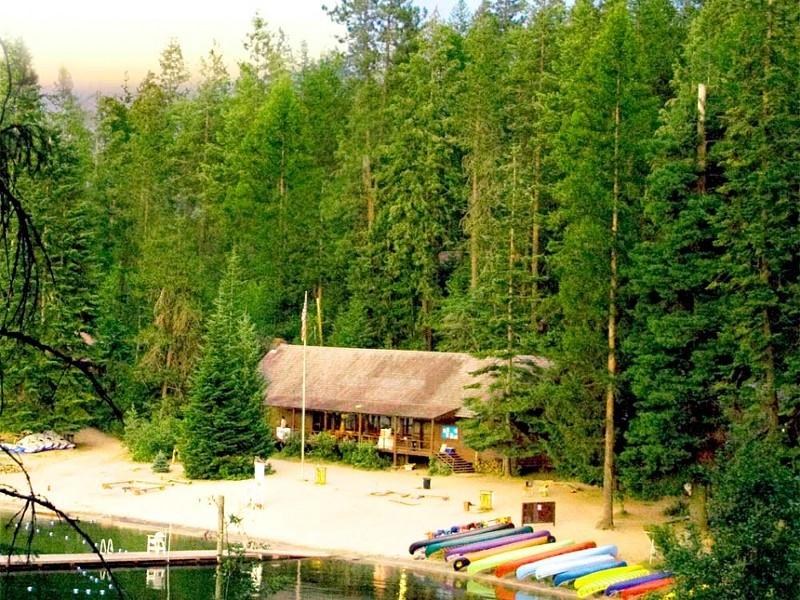 Camp Sweyolakan - MATTHEW BRADY