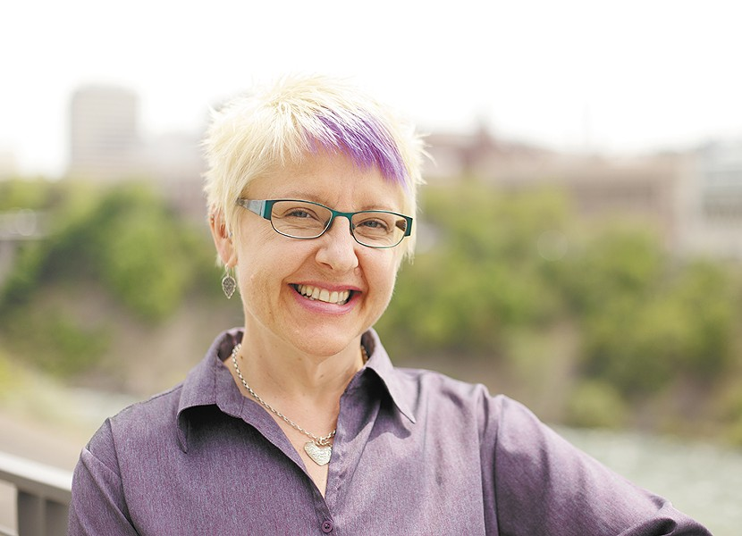 Carla Brannan is a personal life coach in Spokane.
