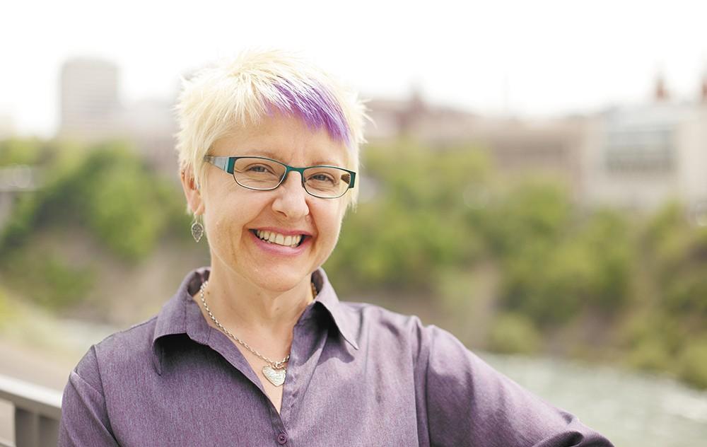 Carla Brannan is a personal life coach on Spokane.