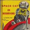 CAT FRIDAY: Space Cats