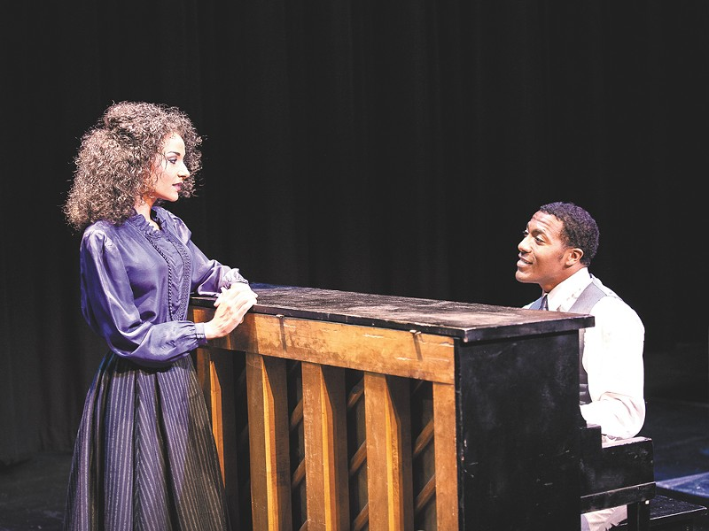 CDA Summer Theatre's staging of Ragtime is ripe with talent. - MIKE MCCALL