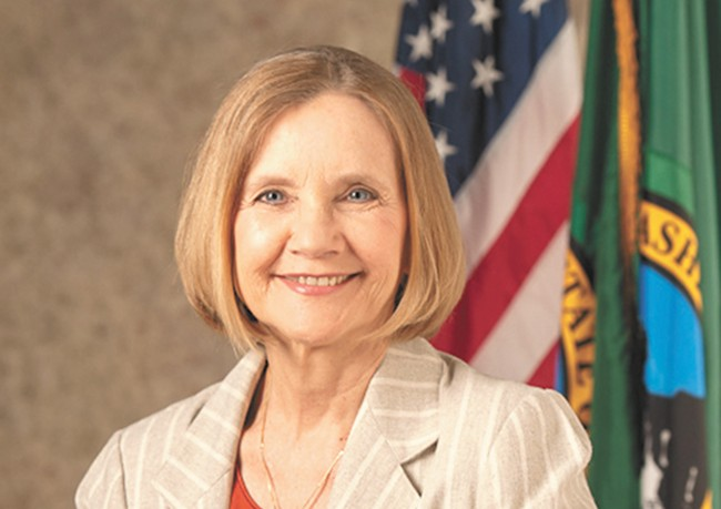 Challenger Mary Lou Johnson focuses on criminal justice reform.