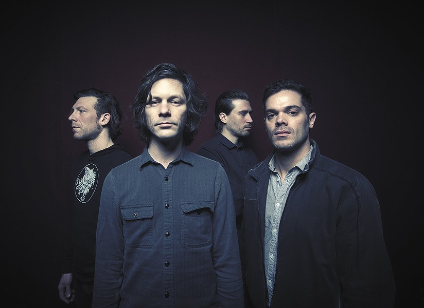 Chicago-based Disappears will make you feel something when they play Spokane next week.