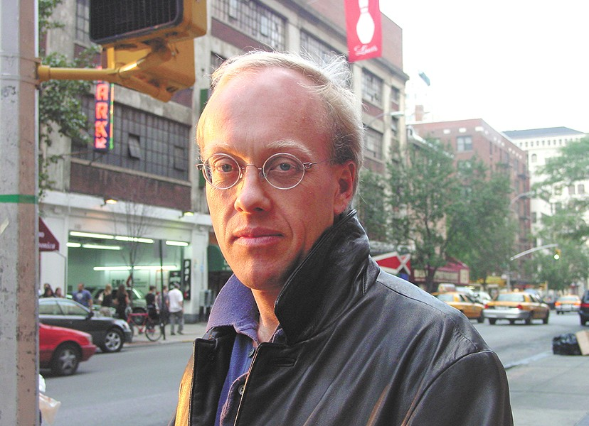 Chris Hedges' next book is titled Wages of Rebellion