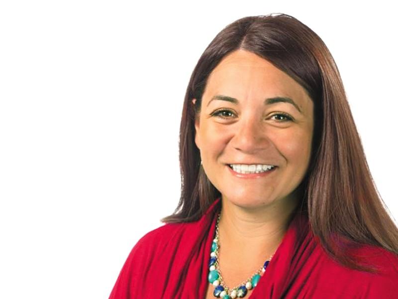Christa Hazel, a Republican, was backed by Balance North Idaho.