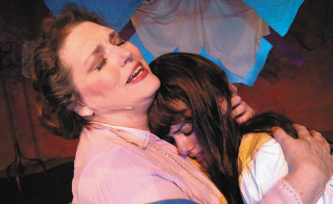 Classic literature becomes a musical at Lake City Playhouse.