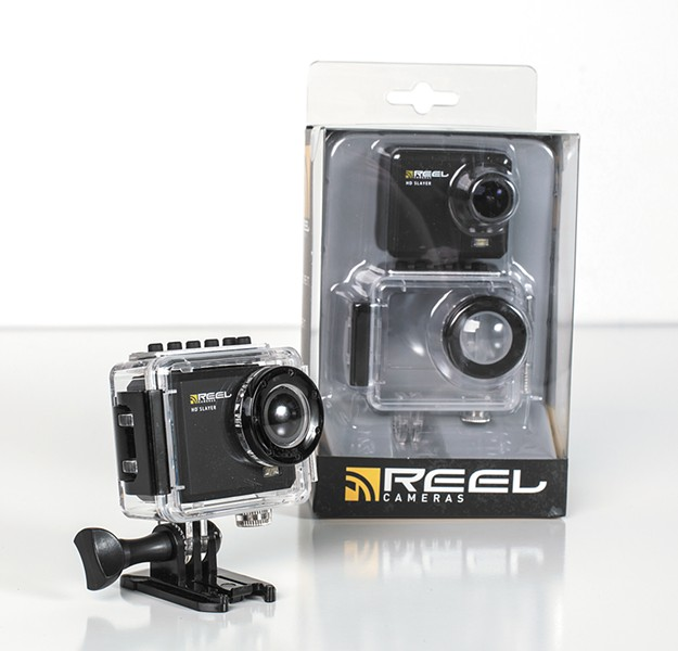 Coeur d'Alene's Reel Cameras shoots POV action video, from wake boarding to epic dunks on the basketball court.