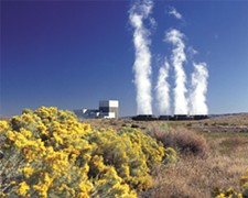 Columbia Generation Station, located on the Hanford Nuclear Reservation - ENERGY NORTHWEST