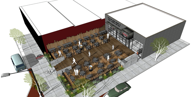 Crafted Tap House is opening soon in Coeur d'Alene. - CRAFTED TAP HOUSE/HDG