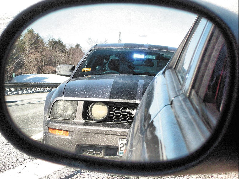 Critics argue that unmarked patrol vehicles cause unnecessary confusion or safety risks.