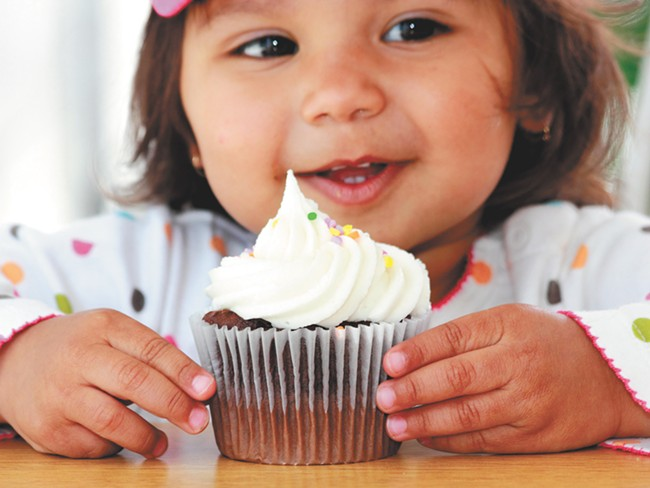 Cupcakes and more lure Newman Lake visitors to Sweet Tooth. - JOE KONEK