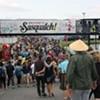 Day 1 at Sasquatch! 2014