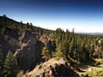 Deep Creek Canyon, near Nine Mile Falls