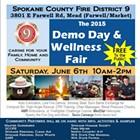 Demo Day & Wellness Fair