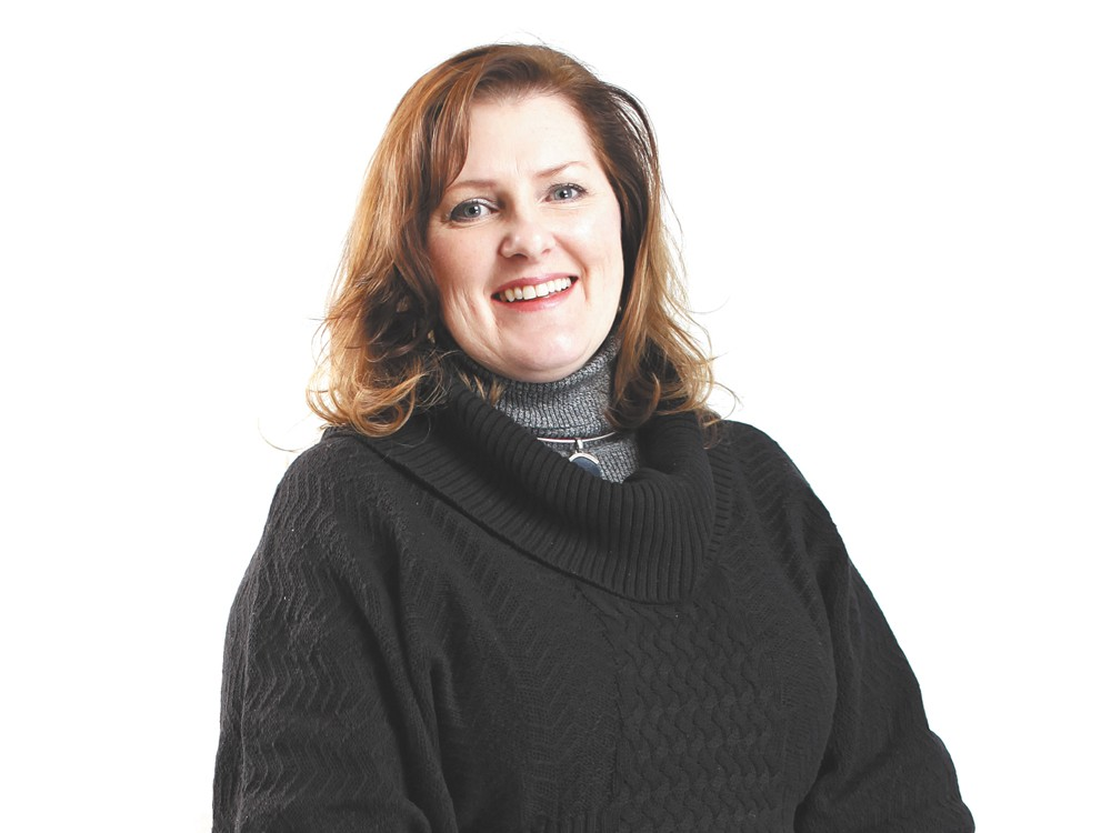Departing Spokane Valley councilwoman Brenda Grassel talks the budget and her vision for city government. - YOUNG KWAK