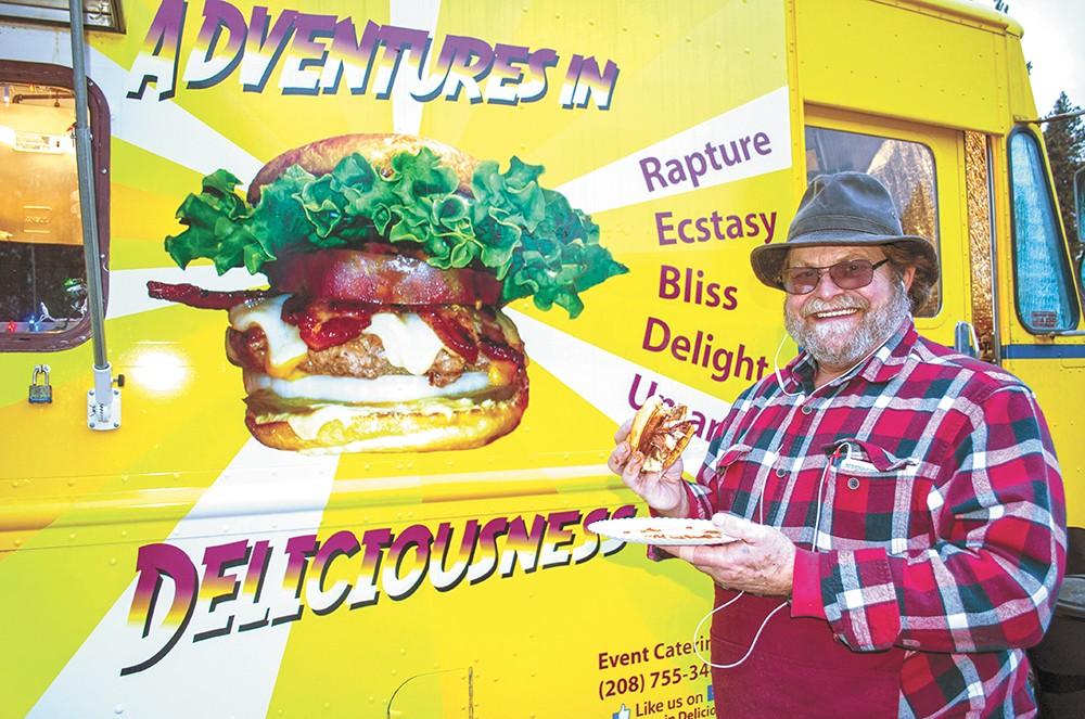 DJ Megow, owner of Adventures in Deliciousness in Coeur d'Alene. - SARAH WURTZ