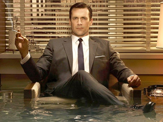 Don Draper and the rest of the Mad Men cast have built an empire on '60s nostalgia.