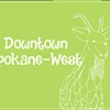 Downtown Spokane-West
