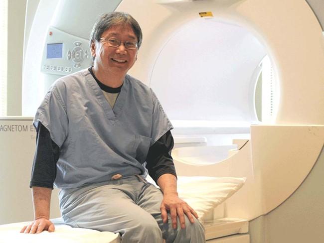 Dr. Arthur Watanabe - CHRIS BOVEY