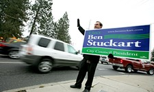 ELECTION 2011: Stuckart speaks; and the possibility of recounts