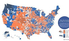 Facebook map shows America was rooting for the Seahawks after all