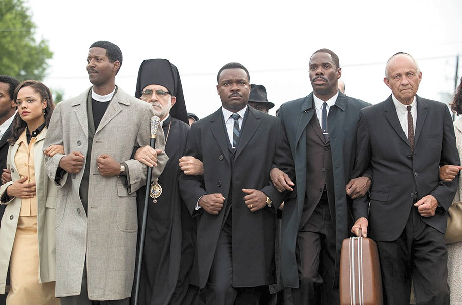 Factual inaccuracies may not make Selma, American Sniper and The Imitation Game worse films, but they're still worth considering.