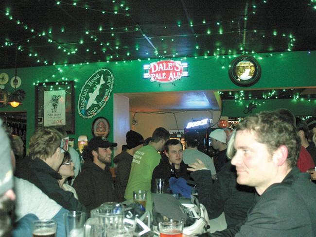 FBC Members Pre-Funk at the Swamp Tavern - CAMILLE KIRCHMEIER