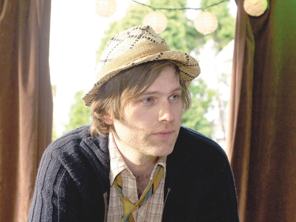 Film scorer, festival planner, indie rocker: Eric D. Johnson