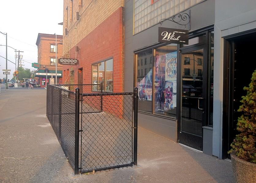 This new, downtown bar quietly opened for business last week. - LISA WAANANEN JONES