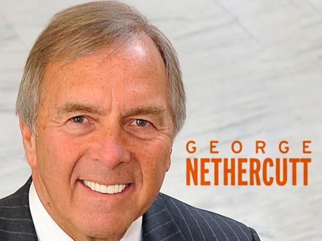 Former Congressman George Nethercutt