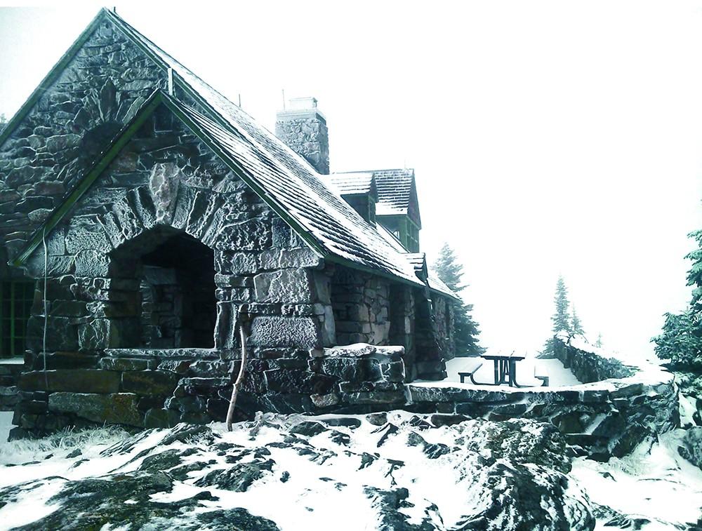 Fresh Powder is already falling on Mt. Spokane - KRISTIN WHITAKER