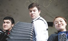 Squeeze Box Power