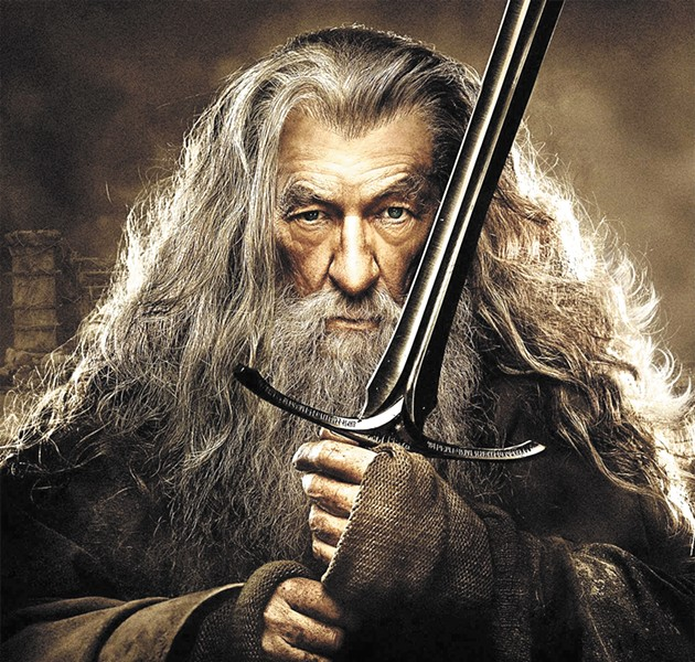 Gandalf is back and this time it's kinda personal.