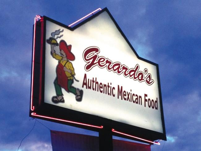 Gerardo\'s focuses on real-deal Mexican fare.