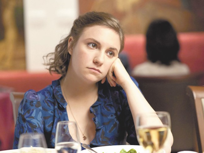 Girls\' Lena Dunham is the Carrie Bradshaw of a new generation.