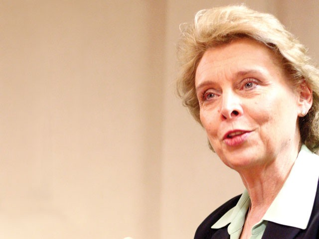 Governor Christine Gregoire - CHRIS BOVEY