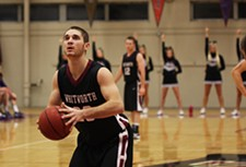 Guard Colton McCargar is part of a strong group of seniors for the Pirates.