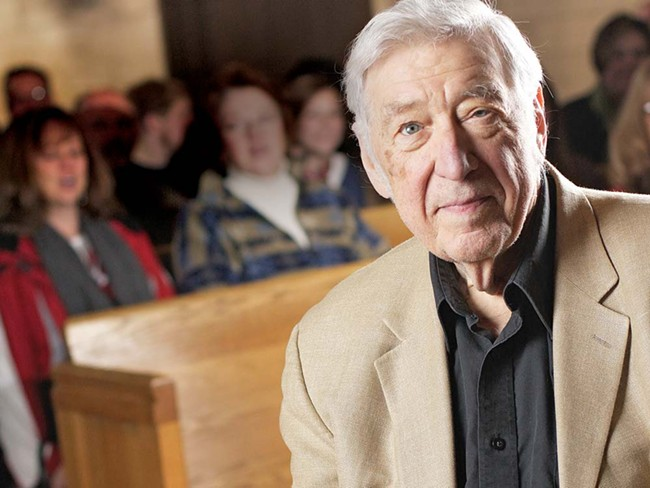 Gunther Schuller holds the line against loud, commercial, unsubtle music. - YOUNG KWAK